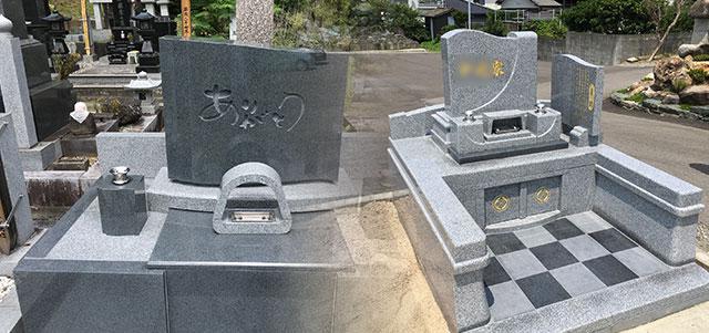 レンタル墓石