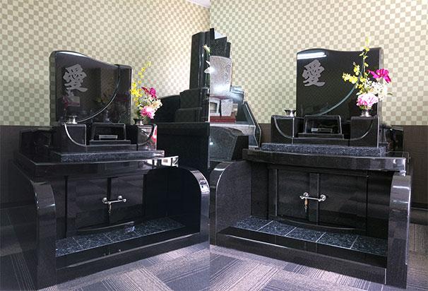 デザイン墓 展示品