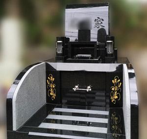 神奈川県三浦市の墓石施工例