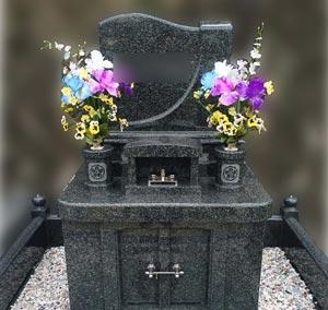 福岡県北九州市の墓石施工例