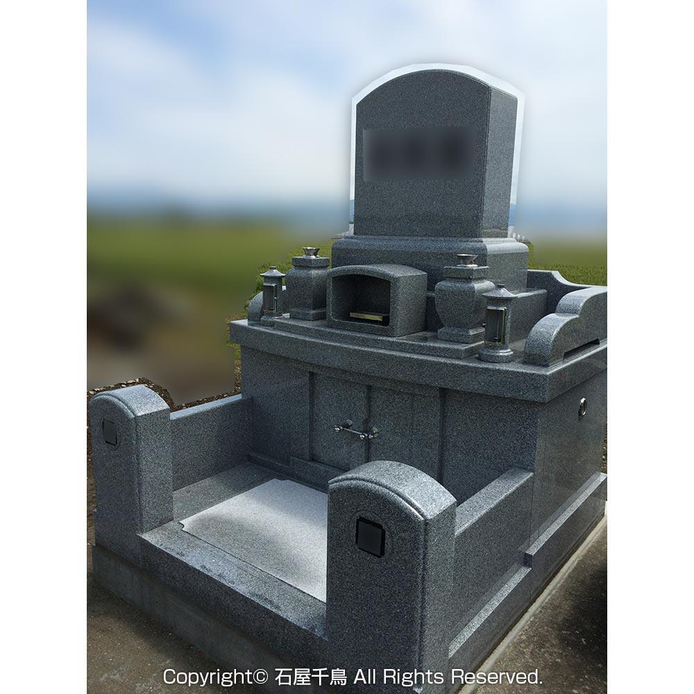 福岡県朝倉市のお墓