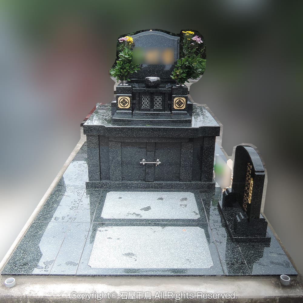 熊本県牛深市のお墓