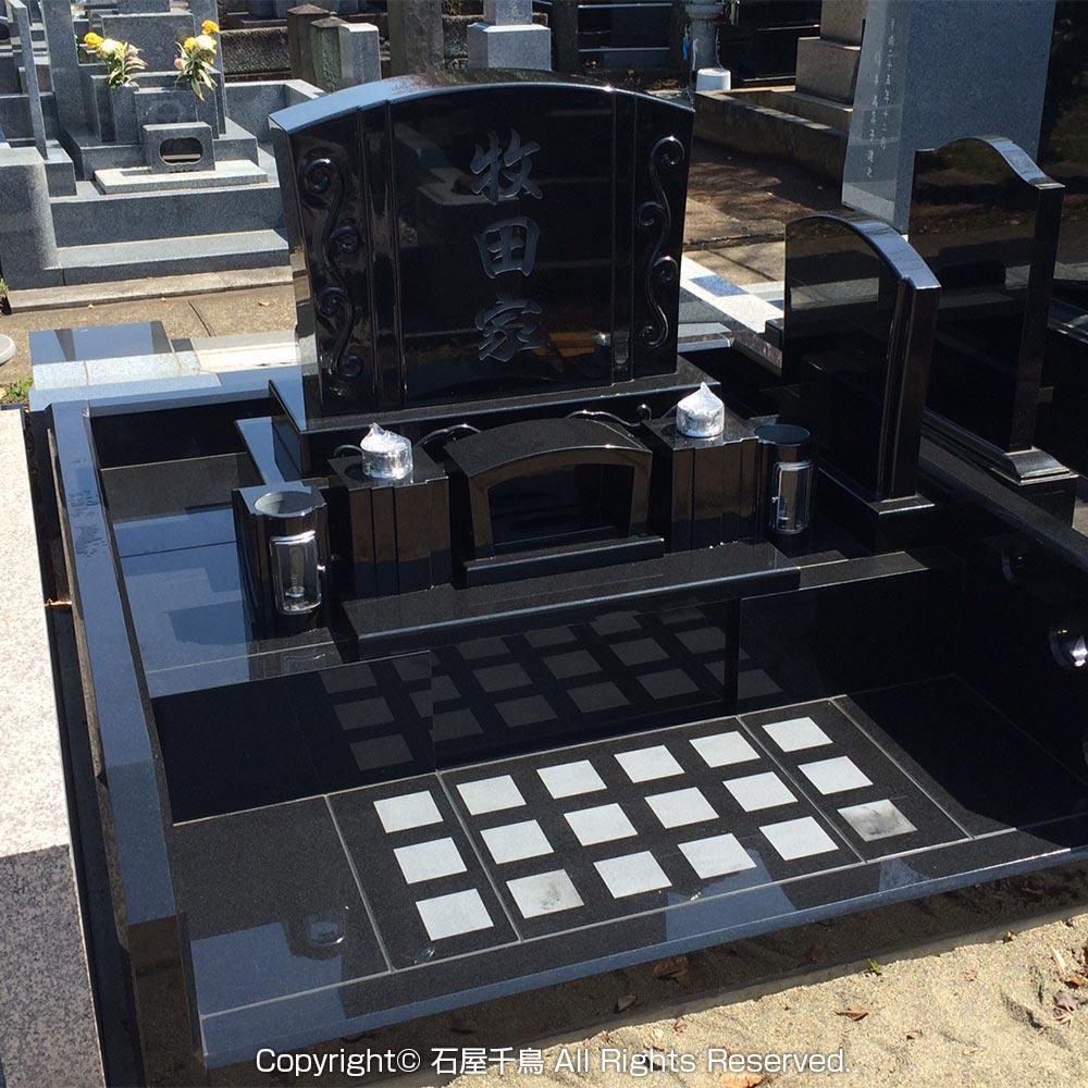 東京都青山霊園のお墓
