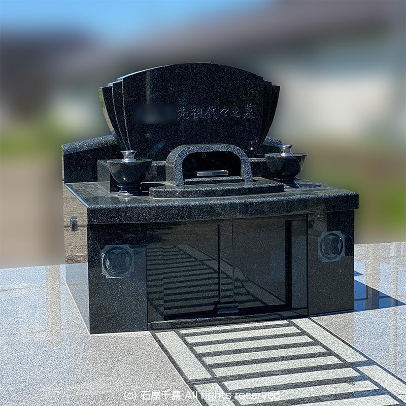 長野県安曇野市のお墓