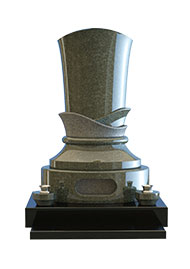 デザイン墓石 FLORA1(フローラ1)