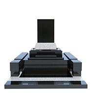 デザイン墓石 八雲2