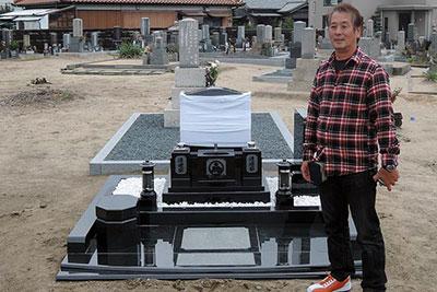三重県 墓石建立実績