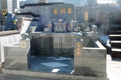 長崎県 墓石建立実績