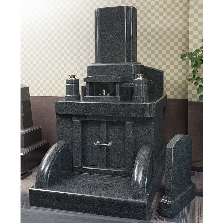 洋風墓石(霊標付き)インド産 M13
