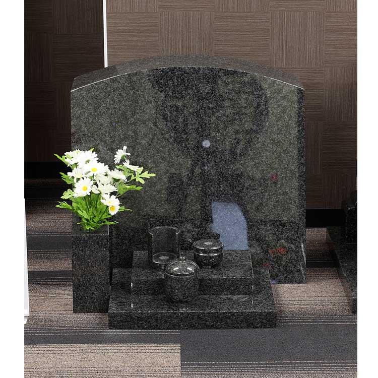洋風墓石 南アフリカ産 インパラブルー