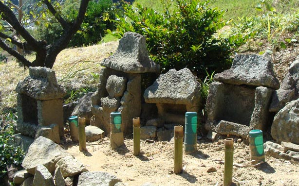 ラントウ墓