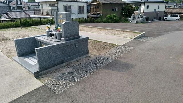 福岡県久留米市の天山石のお墓