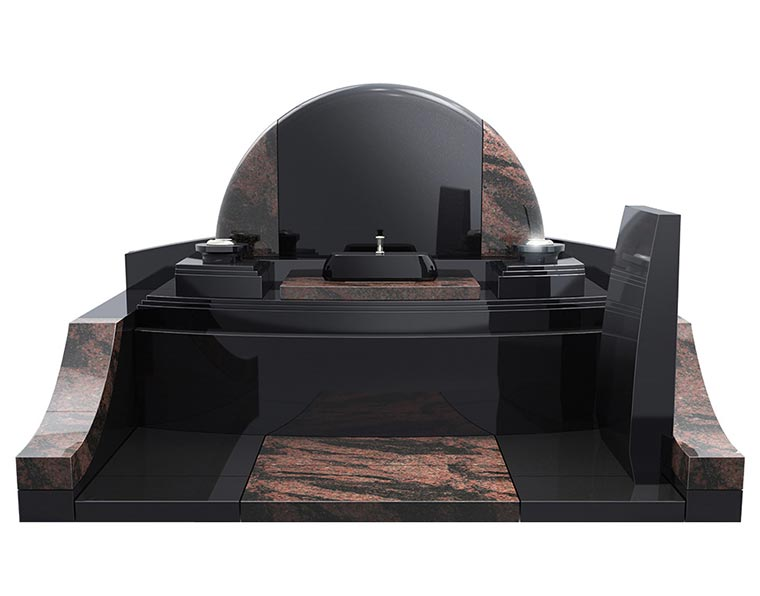 デザイン墓石 エクリプス
