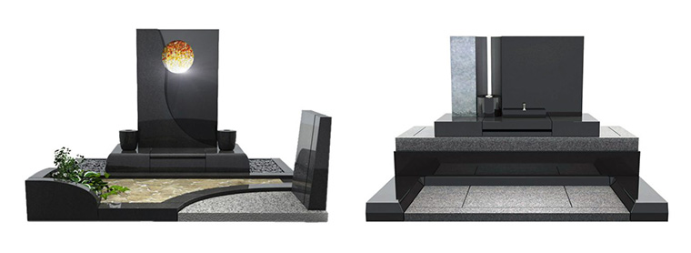 墓石のトレンド